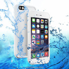 360° Shockproof Waterproof Rubber Phone Case Cover For iPhone 6 6s 7 Plus 5 5s