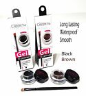 Внешний вид - Waterproof Gel Eyeliner Beauty Creations Black/ Brown Gel Eye Liner- Long Lasing