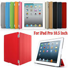 Slim Stand Leather Case Protective Cover Shell For iPad Pro 10.5 Inch Tablet  UK