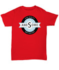 High Quality Awesome Dad Gift T-Shirt - Unisex Tee - Fathers / Grandparents Day