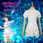 Love Live! Sunshine!! Angel Unawaken Yoshiko Tsushima Dress Cosplay Costume
