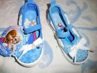 nwt Disney Frozen Mary Jane shoes toddler girl 6 or 9 free ship USA