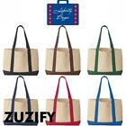 Liberty Bags Canvas Boat Tote Bag. 8869