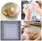 Reusable Silicone Plastic Food Membrane Kitchen Oven Sealed Cover Keeping Fresh