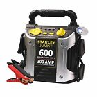 Battery Jump Starter Air Compressor Peak Portable Car Charger Booster Stanley