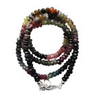 Mix Tourmaline strand Beads, Multi-Color, Faceted Beads, Top Quality, 16-RI2003