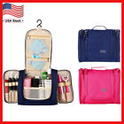 Внешний вид - Hanging Cosmetic Makeup Bag Travel Toiletry Organizer Waterproof Storage Kit