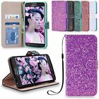 For Samsung Galaxy J7 2017 Sky Pro Perx Flip Cover Card Slot Wallet Leather Case