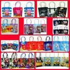 12 Pcs Licensed Reusable character Birthday Party Favor Goodie Gift grab Bags