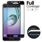 New 3D Full Cover Curve Tempered Glass Screen Protector for Samsung Galaxy S7