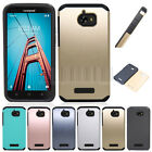 Hybrid Shockproof Armor Case Protective Rubber Cover For CoolPad Defiant 3632