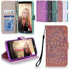 LG G Stylo 3 / Stylus 3 LS777 Case Flip Cover Stand Cards Holder Wallet Leather