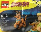 LEGO - SCOOBY DOO POLYBAG FIGURE 30601 + FREE GIFT - RARE -  BESTPRICE - NEW