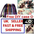 UK Nail Art Striping Tape Rolls Mixed Colours Colors Tips Line DIY KIT 10x 30x