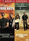 Bad Boys Double Feature - 1 & 2 DVD Set