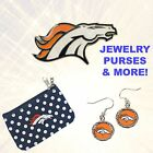 NFL Denver Broncos Jewelry & Accessories Free Shipping! $10.95 USD on eBay
