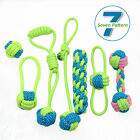 Braided Rope Derable Dog Toys for Aggressive Chewers Interactive Large Big Dogs