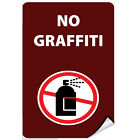 graffiti signs - No Graffiti Activity Sign Park Signs Park Prohibition LABEL DECAL STICKER