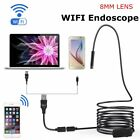 Endoscope Inspection Camera HD Wifi Wireless Waterproof For iPhone IOS Android