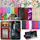 For Vodafone Smart Ultra 7 Wallet Leather Case Flip Book Cover+Screen Protector
