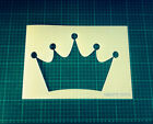Princess Crown reusable STENCIL for interior decor / nursery room