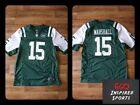Nike Mens NFL MARSHALL 15 New York Jets Jersey