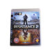 Resistance 2 (Sony PlayStation 3, 2008) - European Version ps3 game