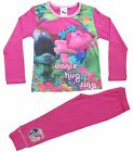 Girls Official Dreamworks Trolls Pyjamas Ages 4 to 10 Years