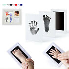 Non-Toxic Newborn Baby Footprint Ink Pad Handprint Photo Touch Pearhead Inkless