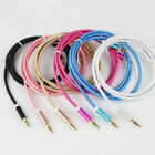 Long 3.5mm Male to Male Car Aux Auxiliary Cord Stereo Audio Cable for Phone iPod