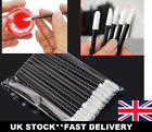 Disposable Lip Gloss Wands Lipstick Brushes Makeup Extension Applicator Spoolers