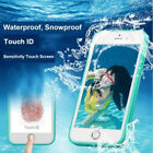 1pcs Waterproof Shockproof Hybrid Rubber Case Cover For Apple iPhone 6 Plus 6/5s