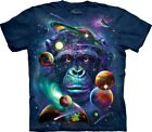 The Mountain Unisex Child Cosmic Chimp Space Animal T Shirt