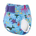 TotsBots Schwimmwindel Under the Sea / Badewindel Badehose Stoffwindel Swimnappy