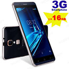 5.5'' Android 5.1 Smartphone Handy Ohne Vertrag 3G 2 SIM XGODY 1+16GB Quad Core