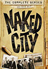 Naked City: The Complete Series, DVD, Ed Asner, Horace McMahon, Carroll O'Connor