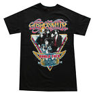 Aerosmith World Tour  Men's T- Shirt Black image