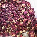 Rose Buds with Petals, Red  1, 2,4, 8 oz. 1 pound, Free Domestic shipping