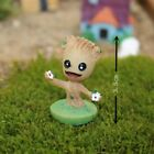 Dancing Potted Trees Bobble Head Figure Model Guardians Doll Toy Craft Decor