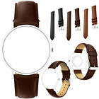 Leather Watch Band Strap For Daniel Wellington Classic 40MM/Classic Black 40MM
