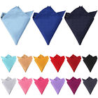 Premium Polka Dot Handkerchief Pocket Square Hanky (Formal or Casual Wear)