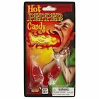 Bad Tasting Hot Pepper Flavored Hard Candy Novelty Gag Joke Gift Funny Prank