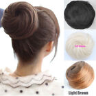 30g Small Synthetic Hair Bun Clip In HairPieces Chignon With Drawstring