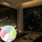 50Pcs Wall Stickers Wall Decor Glow In The Dark Snowflakes Xmas Room Decal