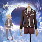 Fate/Apocrypha Joan of Arc Ruler Uniform Cosplay Costume Custom Size