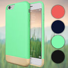For Apple iPhone 6 6S Plus Shockproof Hybrid Rugged Rubber PhoneCover Case New