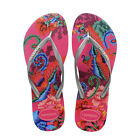 New Original Havaianas Slim Tropical Flip Flops Women Sandals All Sizes Colors