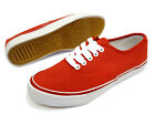 WOMENS RED CANVAS TRAINER PLIMSOLL PUMPS CASUAL FLAT COMFY LACE-UP SHOES 3-8