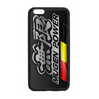 Mugen Power Honda TPU Case Cover for iPhone 8 8+ 7 Plus 6 Galaxy S8 S8+ S7 S6