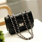 Women Fashion Leather Messenger Crossbody Lady Shoulder Bag Satchel Handbag Tote